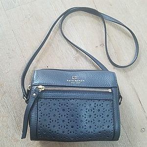 Kate Spade New York Blue Crossbody Purse Bag